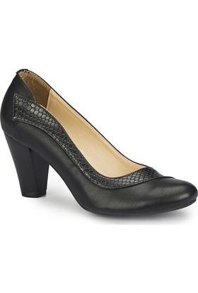 Polaris 81.311162.Z Siyah Kadın Ayakkabı