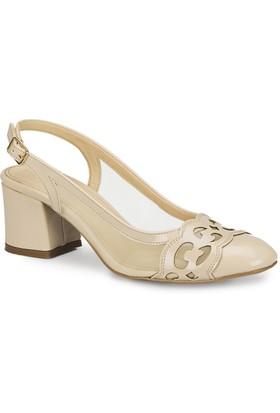 Polaris 81.311165.Z Krem Kadın Ayakkabı