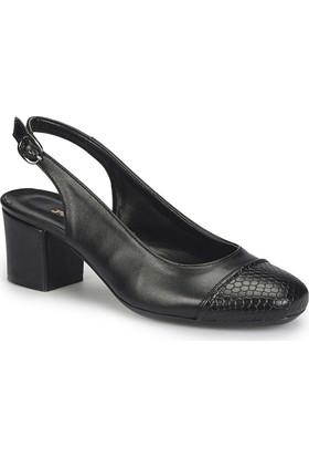 Polaris 81.311169.Z Siyah Kadın Ayakkabı