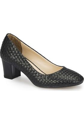 Polaris 81.311174.Z Siyah Kadın Ayakkabı