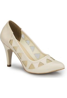 Polaris 81.311180.Z Bej Kadın Ayakkabı