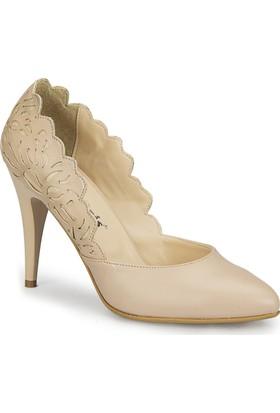 Polaris 81.311200.Z Pudra Kadın Ayakkabı