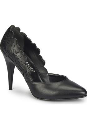 Polaris 81.311200.Z Siyah Kadın Ayakkabı