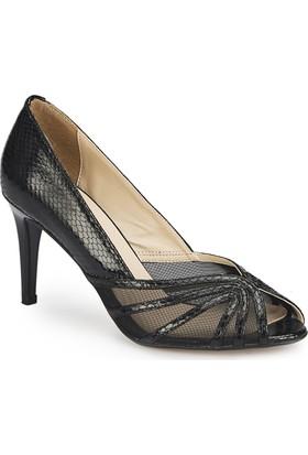 Polaris 81.311210.Z Siyah Kadın Ayakkabı