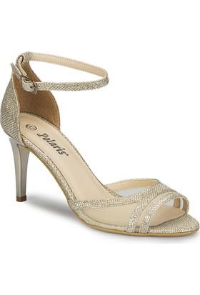 Polaris 81.311213.Z Altın Kadın Ayakkabı