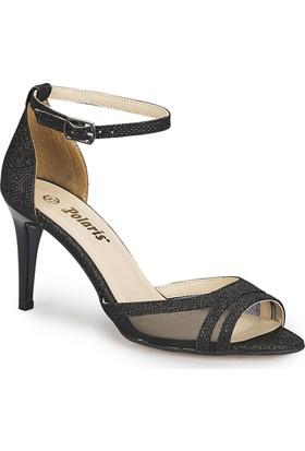 Polaris 81.311213.Z Siyah Kadın Ayakkabı