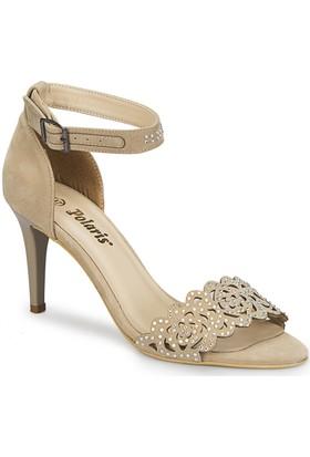 Polaris 81.311215.Z Bej Kadın Ayakkabı