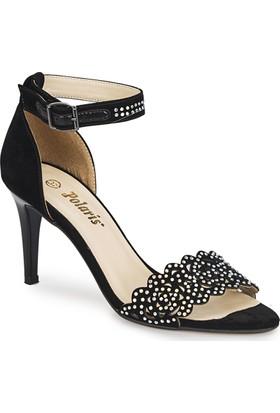 Polaris 81.311215.Z Siyah Kadın Ayakkabı