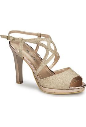 Polaris 81.311222.Z Bronz Kadın Ayakkabı