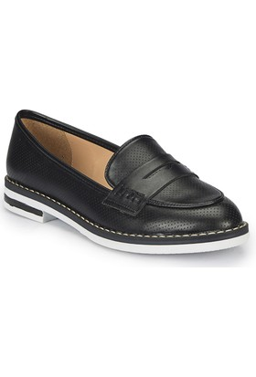 Polaris 81.311370.Z Siyah Kadın Ayakkabı