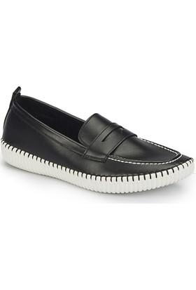Polaris 81.311382.Z Siyah Kadın Ayakkabı