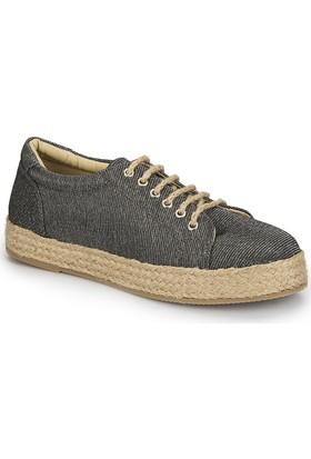 Polaris 81.311447.Z Siyah Kadın Ayakkabı