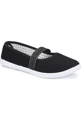 Polaris 81.311582.Z Siyah Kadın Ayakkabı