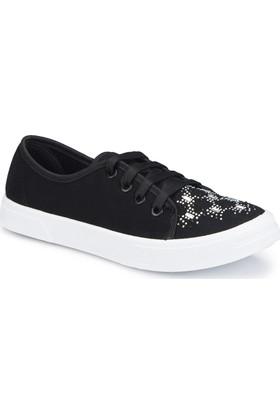 Polaris 81.311604.Z Siyah Kadın Ayakkabı
