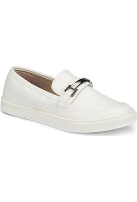 Polaris 81.311674.Z Beyaz Kadın Ayakkabı