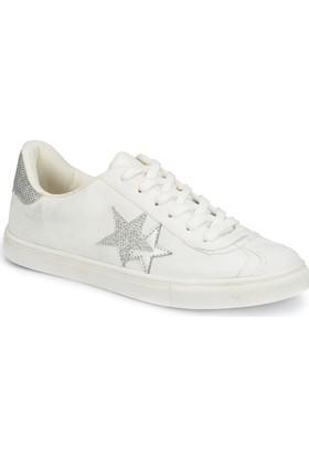 Polaris 81.311675.Z Beyaz Kadın Ayakkabı
