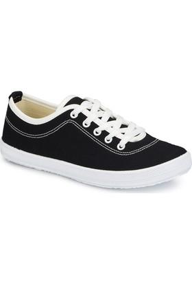 Polaris 81.353085.Z Siyah Kadın Sneaker