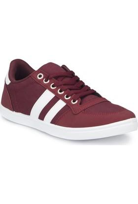 Polaris 81.353781.Z Bordo Kadın Sneaker
