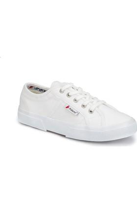 Polaris 81.353791.Z Beyaz Kadın Ayakkabı