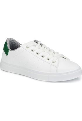 Polaris 81.354921.Z Yeşil Kadın Ayakkabı
