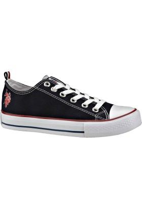 U.S. Polo Assn. 298250 Lacivert Beyaz Kadın Sneaker
