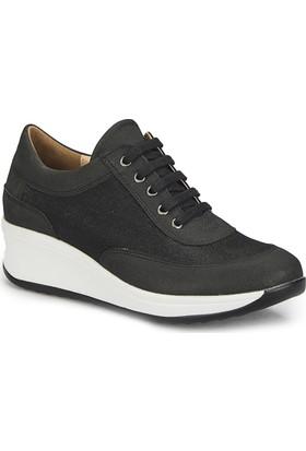 Polaris 81.311390.Z Siyah Kadın Ayakkabı