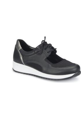 Polaris 81.311400.Z Siyah Kadın Ayakkabı