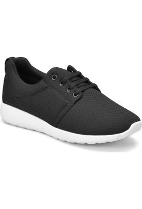 Torex Flame W Siyah Kadın Sneaker