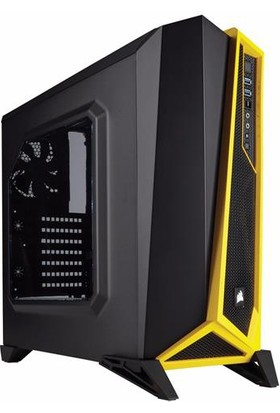 Corsair CASE - CC-9011094-WW SPECALPHA BLACK YEL