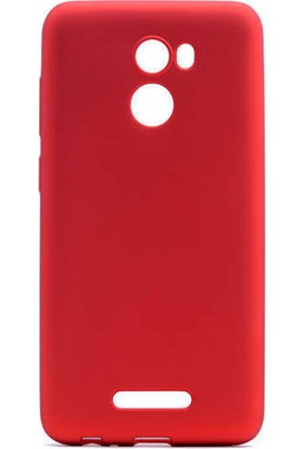 Microcase Casper Via P2 Premium Matte Silikon TPU Kılıf + Nano Glass Cam