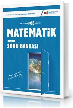 Antreman Yayıncılık Matematik Soru Bankası