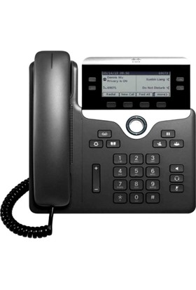 Cisco Ip Telefon 7841 - Cisco Uc 7841 4 Hatlı Ip Telefon