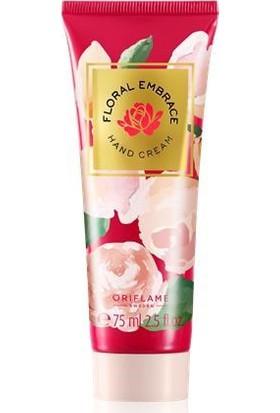 Oriflame Floral Embrace El Kremi-75 Ml