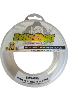 Gadahome Bojin Ghost Fluorocarbon Misina 100 Mt 0.50 Mm
