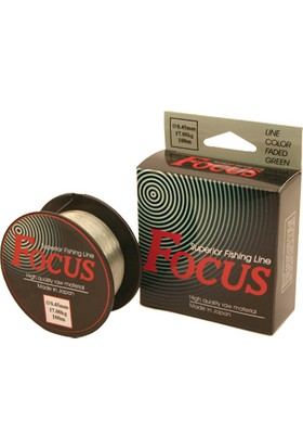 Focus Makara Misina 100 Mt 0.20 Mm
