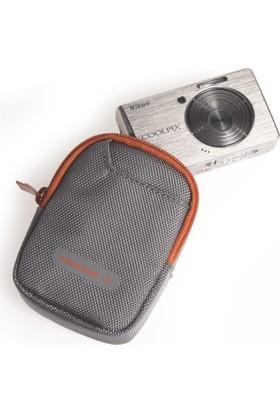 Tucano Prima XS Kompakt Fotoğraf Makinesi Çantası Gri