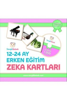 SevgiliBebek 12 - 24 Ay Zeka Kartları Seti (Türkçe - İngilizce)
