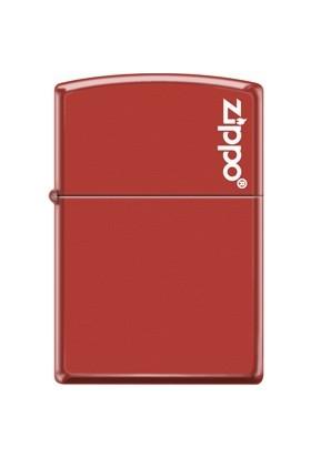 Zippo Logo Vert-White Çakmak