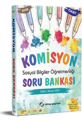 Nkitap Yayınları 2018 Öabt Komisyon Sosyal Bilgiler Öğretmenliği Soru Bankası