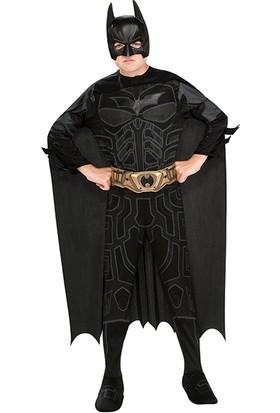 Lisanslı Batman Kostüm L Beden 8-10 Yaş
