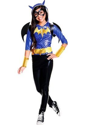 Lisanslı Dc Batgirl Kostüm M Beden 5-7 Yaş
