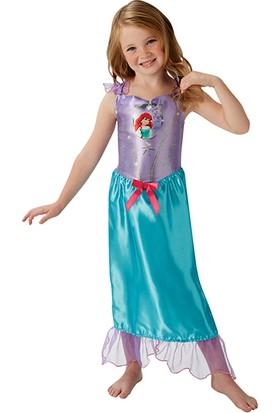 Lisanslı Disney Princess Ariel Kostüm L Beden 7-8 Yaş