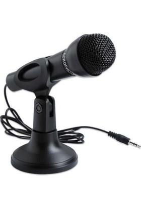 Lojixx Yw 30 Masa Üstü Pc Uyumlu Sanatçı Karaoke Mikrofonu
