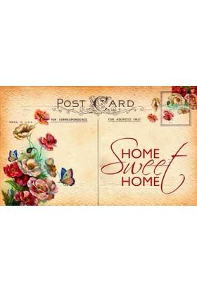 Mats Dekoratif Paspas 40X70 Post Card