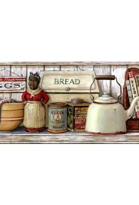 Mats Dekoratif Paspas 40X70 Bread