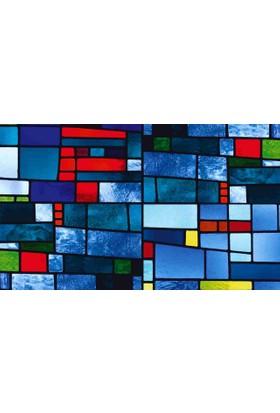 Mats Dekoratif Paspas 40X70 Karışık Renkler