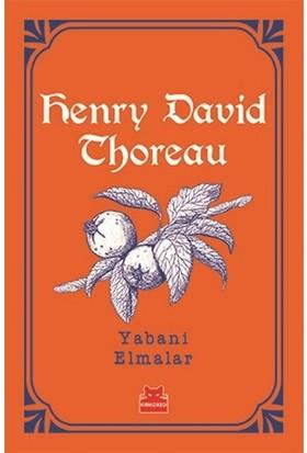 Yabani Elmalar - Henry David Thoreau