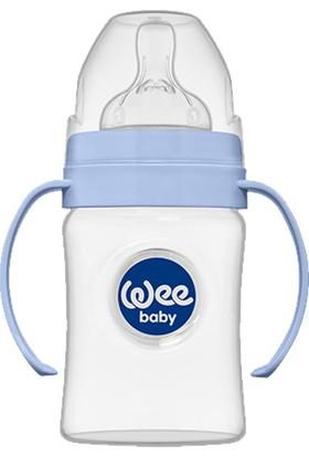 Wee Baby 790 Kulplu Geniş Ağızlı PP Biberon 150 ml