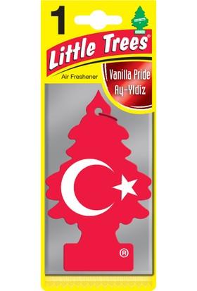 Car-freshner Kağıt Koku Vanilla Pride Ay Yıldız 20044