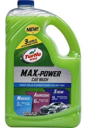 Turtle Wax Max Power Süper Güçlü Oto Yıkama Şampuanı 2,95 Lt